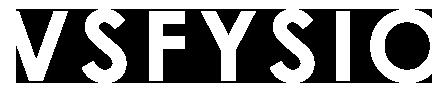 VSFysio Logo Teksti
