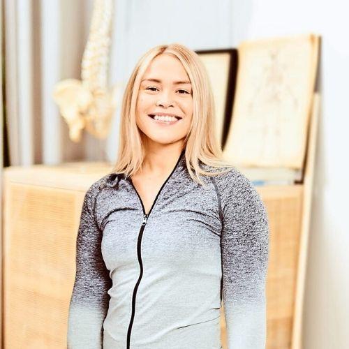 Anni Saukkonen, VS Fysio, koulutettu hieroja